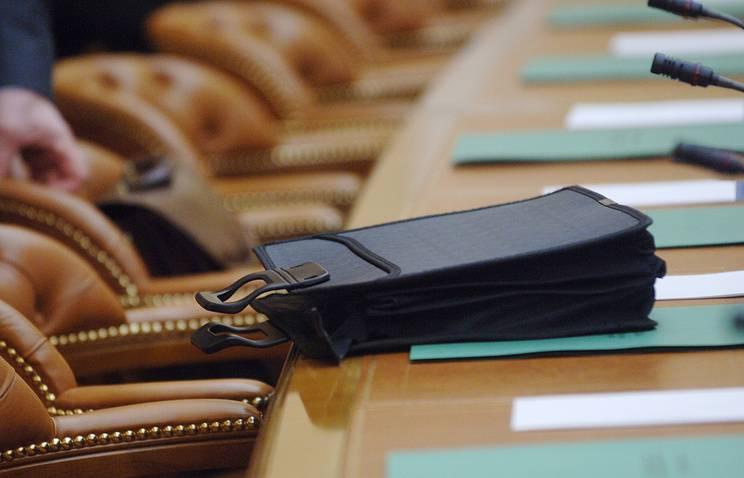 Неблагонадёжные чиновники попадут в специальный реестр