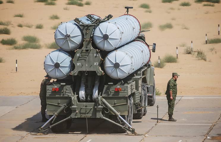 Переданные Казахстану С-300 заступят на дежурство в ближайшее время
