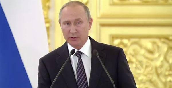 Владимир Путин: Россия организует свои соревнования для паралимпийцев