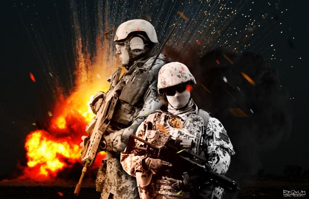 Четвертый рейх: Германия вновь хочет стать великой военной державой?.