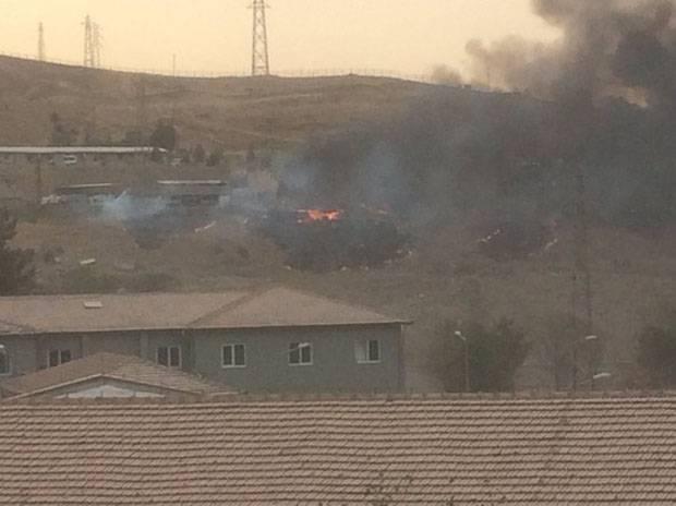 Esplosione al dipartimento di polizia di Sirnak (Turchia)