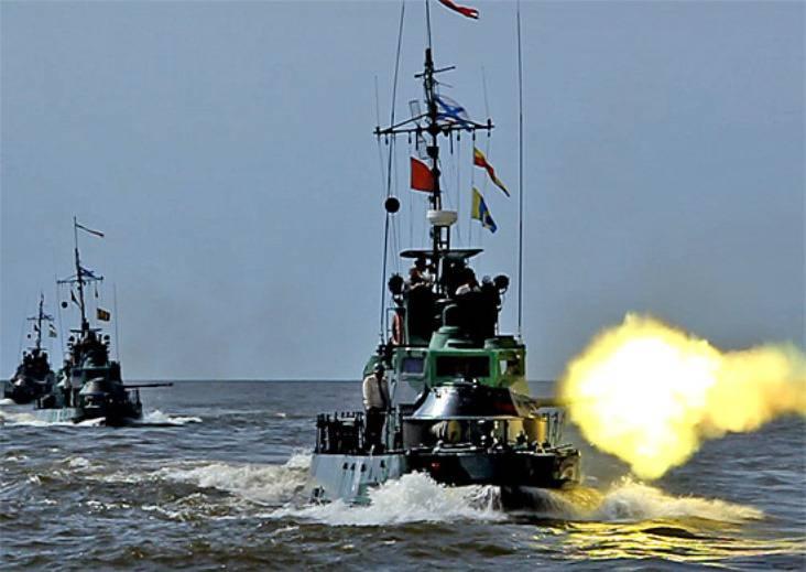 В рамках проверки в Чёрное и Каспийское моря вышли более 25-ти кораблей