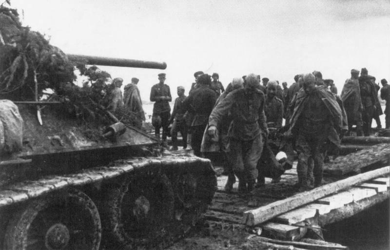 Ещё один вид боевых операций белорусских партизан