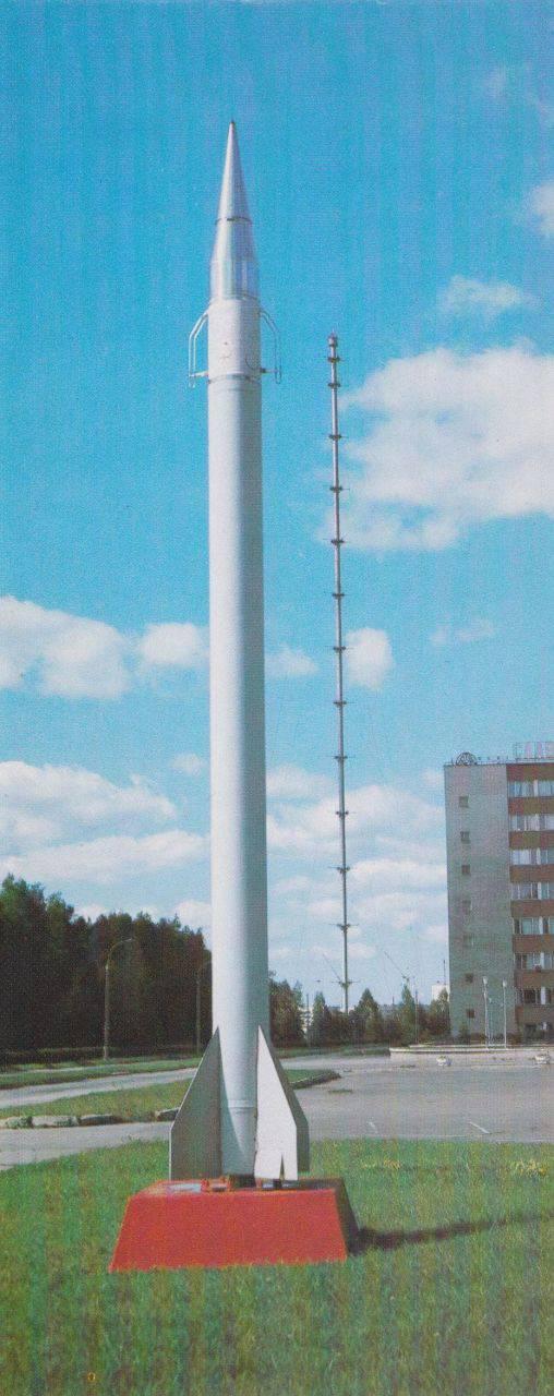 Тактический ракетный комплекс Д-200 «Онега»