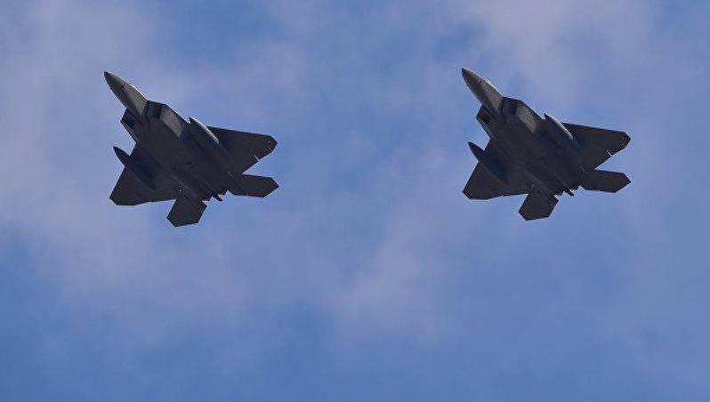 Американские лётчики о сближении с сирийскими Су-24