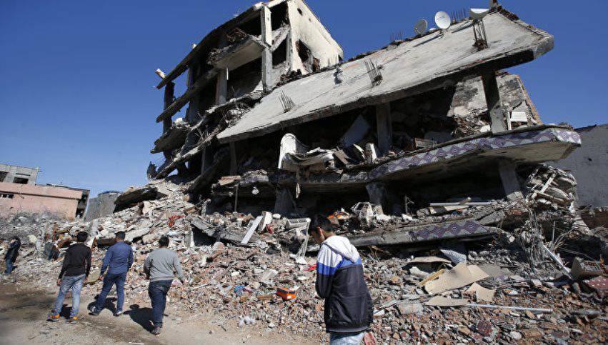 КРП взяла ответственность завзрыв поста милиции наюго-востоке Турции