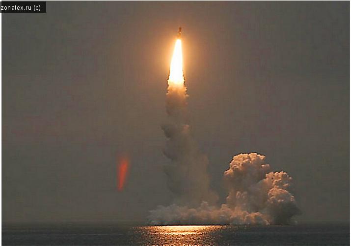 Производитель: ракеты «Синева» будут поставлены в войска вовремя и в полном объёме