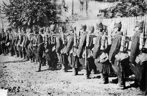 Как Румыния вступила в войну