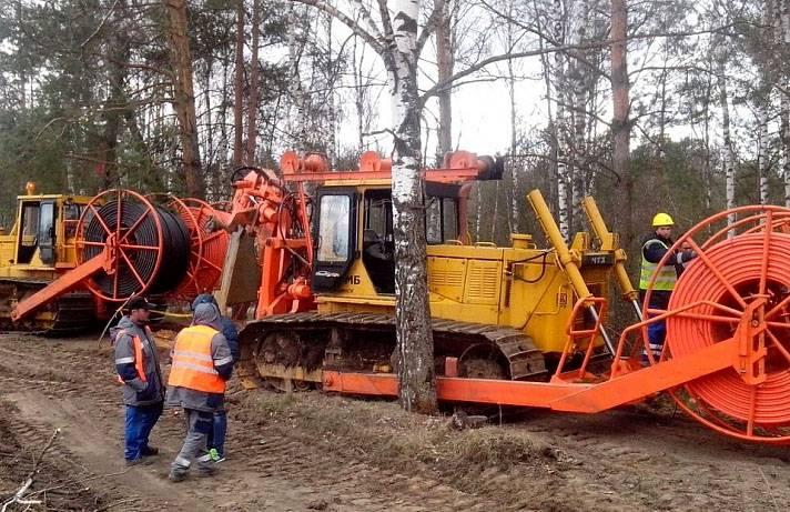 Спецстрой создаст объекты ВОЛС во всех федеральных округах РФ