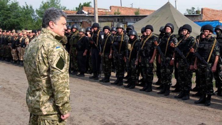 Украинские СМИ: Порошенко готовит 7-ю волну мобилизации