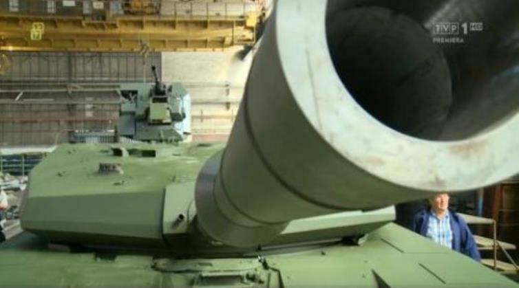 В Польше разработан проект радикальной модернизации танка РТ-91