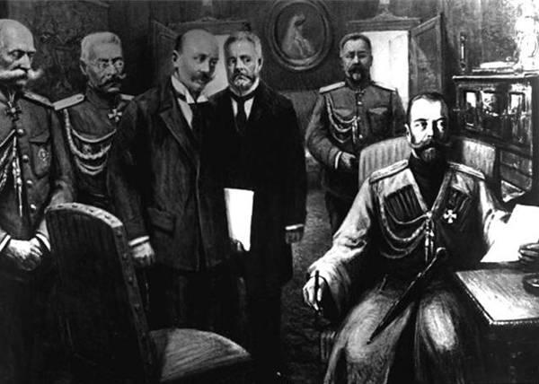 """""""Документы Росархива ставят точку в споре об отречении царя – акт был, воспоминания были и юридическая сила есть"""""""