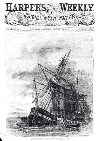 Затопление кораблей: методика войны