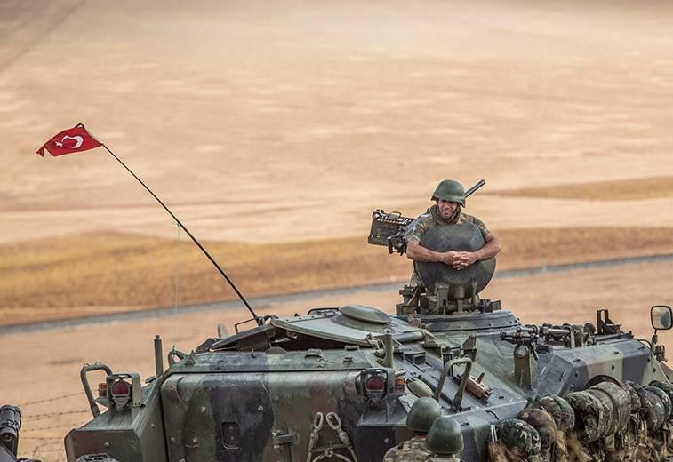 Курдские формирования на севере Сирии отошли за Евфрат после предупреждения турецких властей
