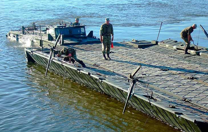 На учении «Кавказ-2016» испытают новые понтонные катера