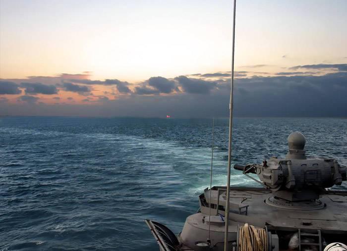 На вооружение ВМФ РФ поставлен новый тип боеприпасов