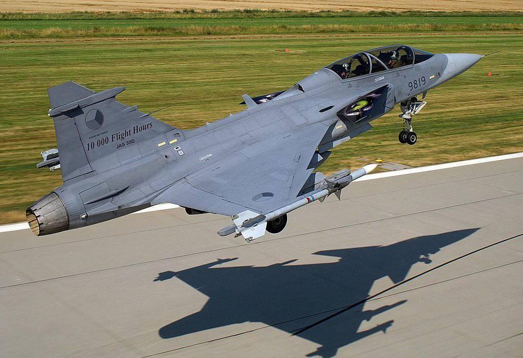 НАТО начнет крупнейшие учения ВВС вЧехии