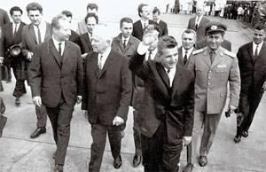 Урановые планы Чаушеску