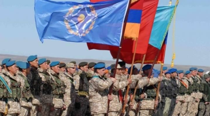 ОДКБ готовит ответ гибридным войнам