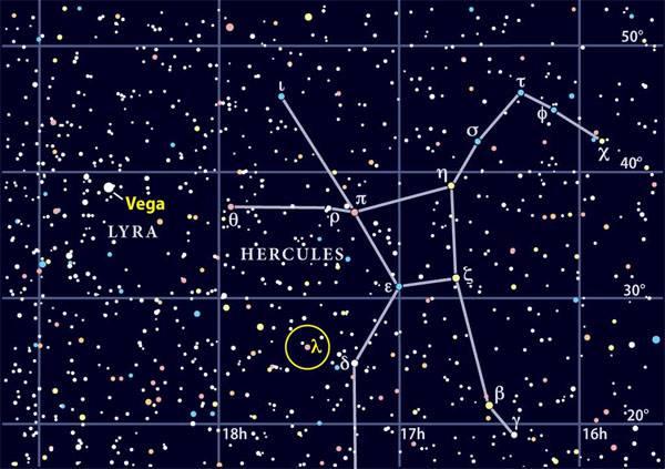 Ученый: астрономы из РФ «поймали» возможный знак инопланетян