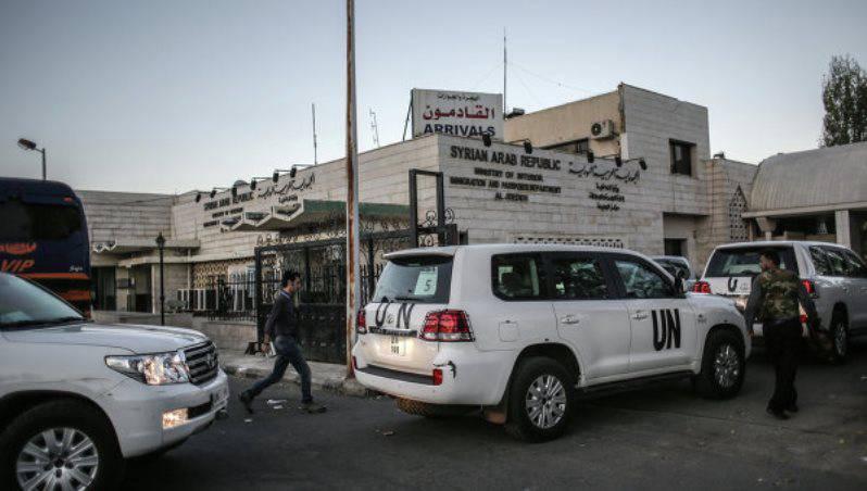 Ряд стран будут добиваться введения санкций против правительства Сирии в ответ на применение химоружия