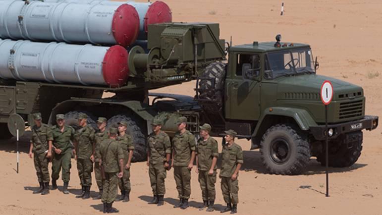 Российские военные испытали единую интегрированную систему ПВО
