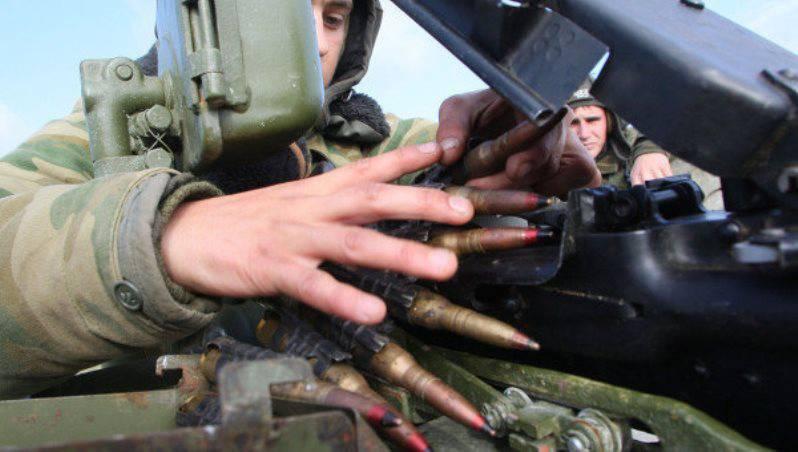 Задействованным во внезапной проверке войскам было поставлено более 45-ти тыс. тонн боеприпасов