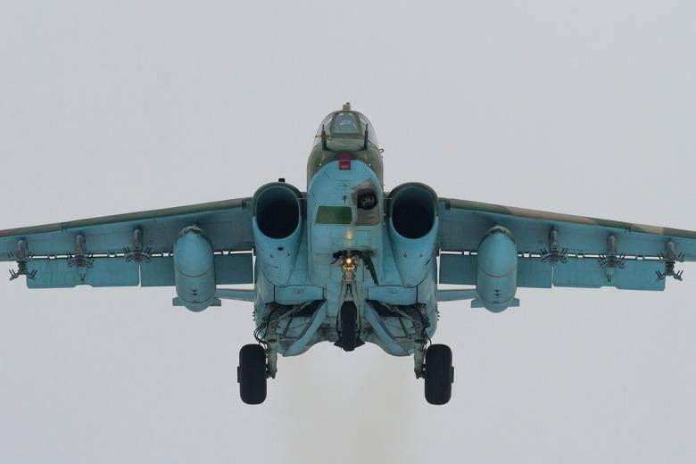 The National Interest: почему Су-25 стал «Летающим танком»