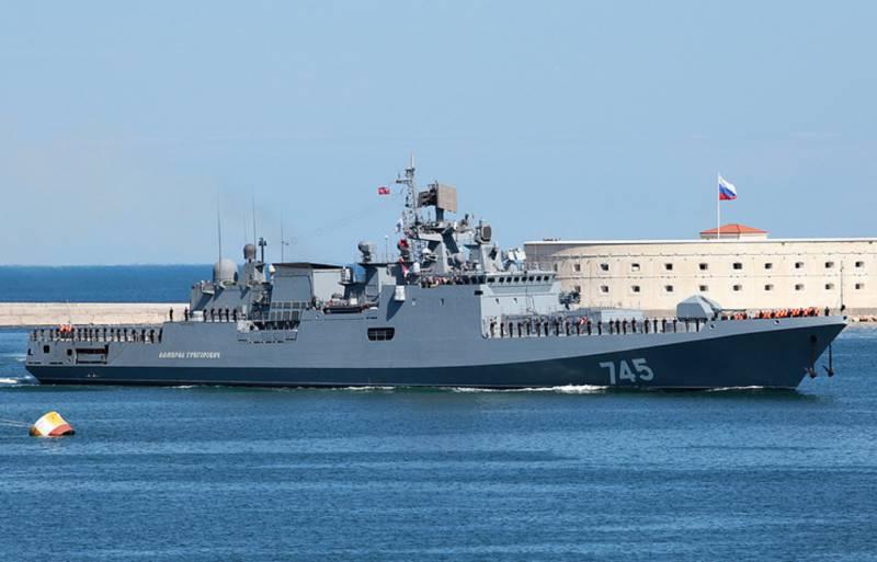 Три «юбилейных Буревестника» и расклад сил в Черноморском регионе: «Штили» против «Гарпунов»