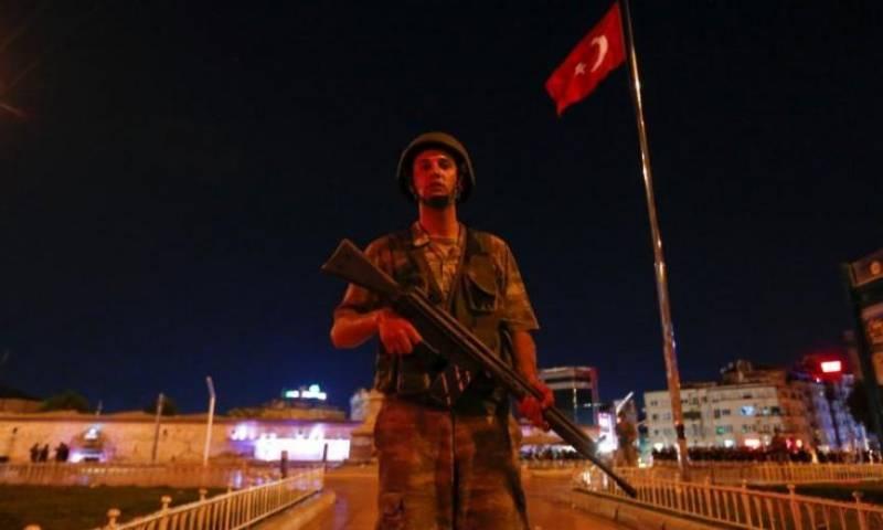 Эрдоган проводит обещанные реформы в вооружённых силах
