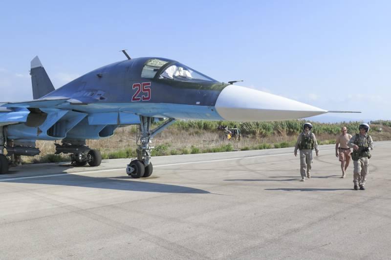 Российские Су-34 получат новейшие комплексы радиотехнической разведки