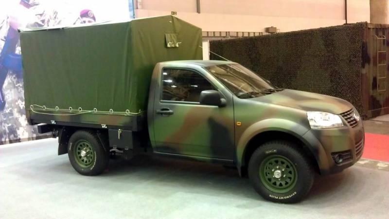 Корпорация «Богдан» рекомендовала украинским военным принять на вооружение корейские и китайские автомобили