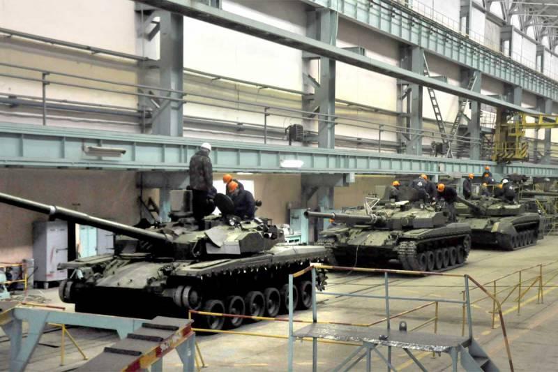 Украина передаёт Таиланду очередную партию «Оплотов»