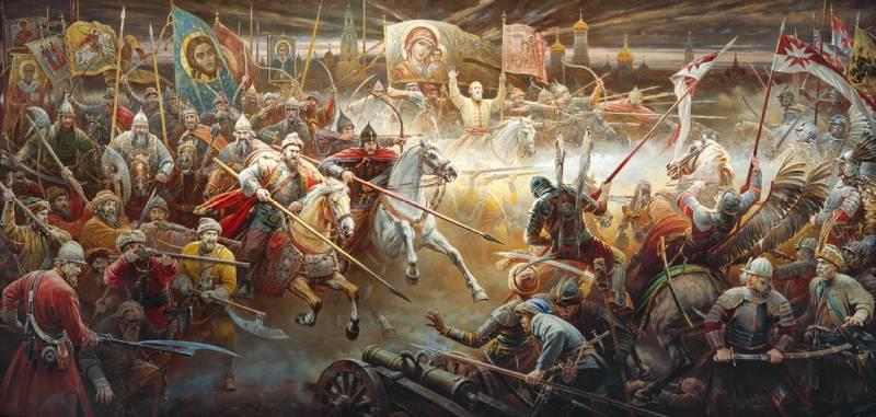 Неизвестная история России: битва при Молодях