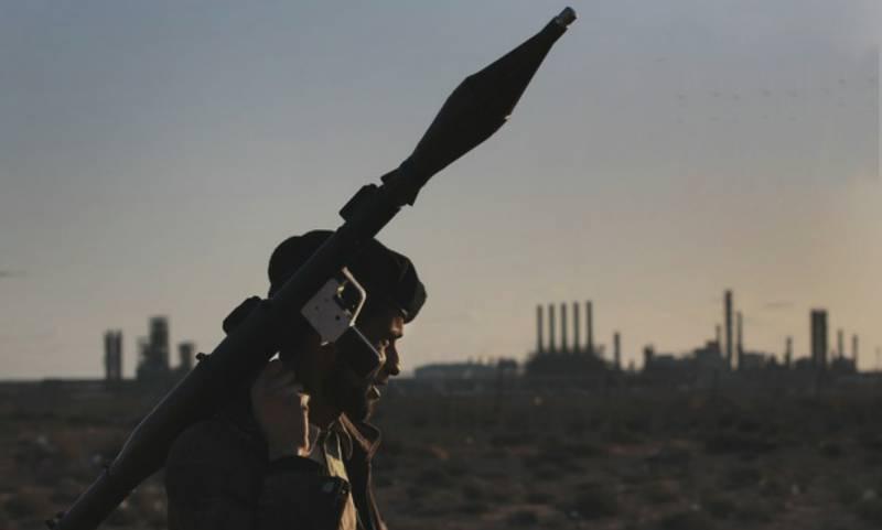 Ливия на пороге новой интервенции