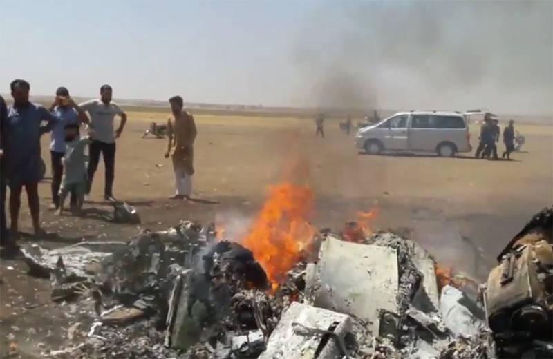 СМИ: российские ВКС в Сирии подвергли массированному удару район, в котором был сбит Ми-8