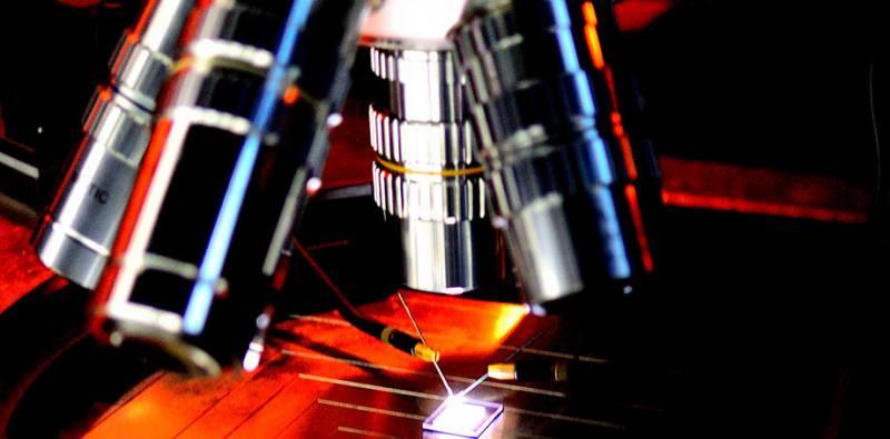 «Росэлектроника» собирается производить до 10 тысяч тепловизионных матриц в год