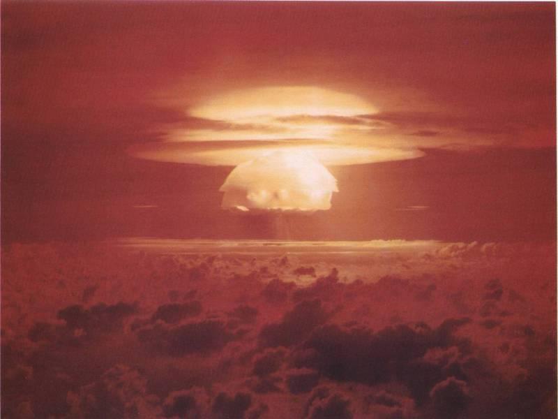 Ядерные страхи, мнимые и настоящие. Часть 2-я