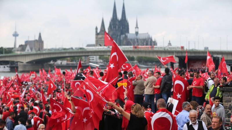 Турецкая политическая повестка в общественном сознании Германии