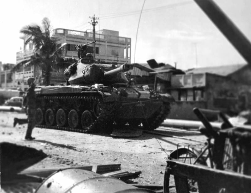 Лёгкий танк M41 Walker Bulldog , характеристики и описание
