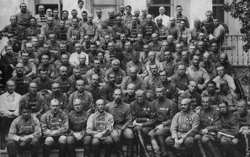 1937 год как рубеж для Красной Армии