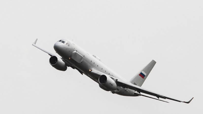 Работа российского самолёта-разведчика в Сирии оценена положительно