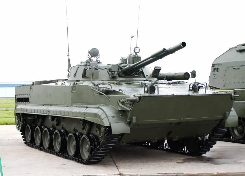 СМИ: Индия и Россия договариваются о совместном производстве БМП-3