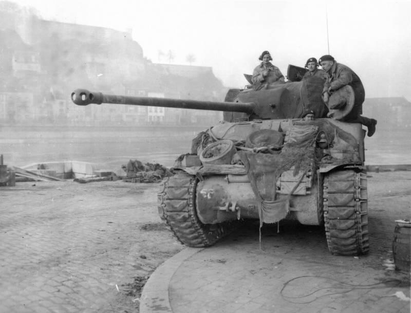 Поражение «Пантер» 12-й танковой дивизии СС у Бретвиль-л'Оргейёз
