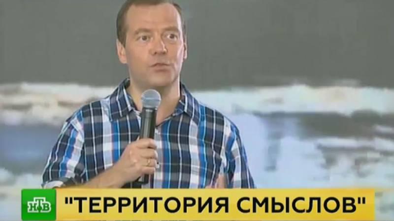 Притча о русском звонаре и российском премьере