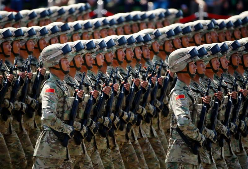Революционная реформа НОАК не нравится ни соседям Китая, ни США
