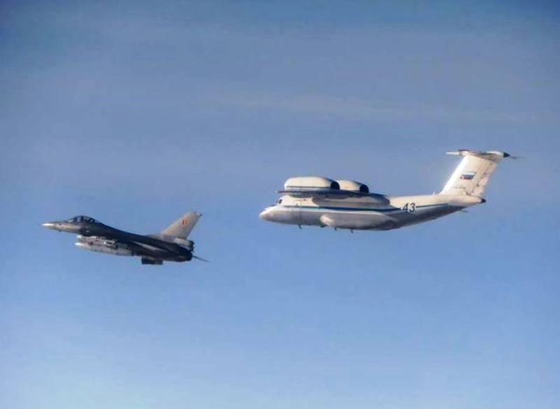 РФ предложила НАТО снизить риск возникновения инцидентов над Балтикой путём обеспечения прозрачности действий ВВС