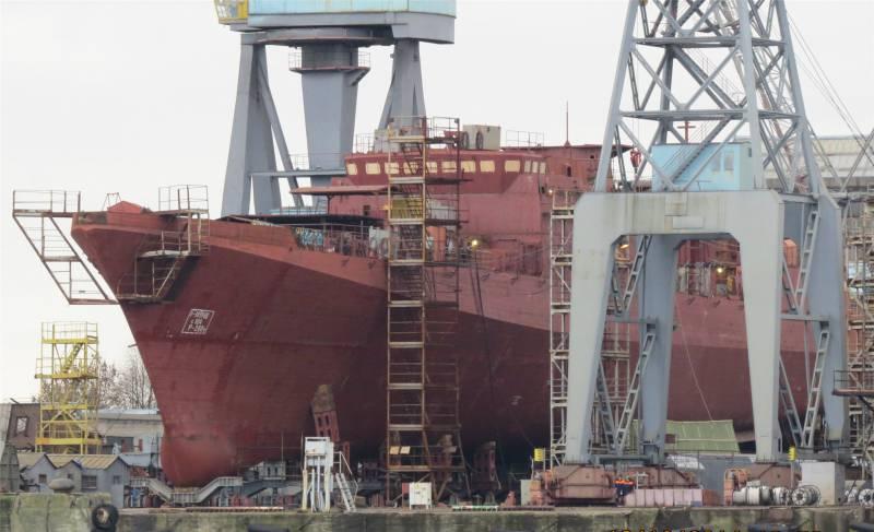 СМИ: Индия приобретает вторую тройку фрегатов «адмиральской» серии