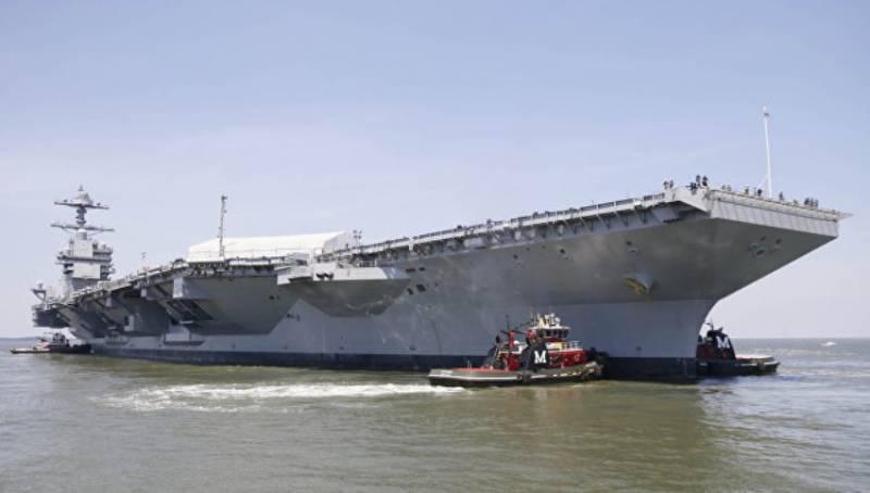 NI: а нужно ли было выбрасывать миллиарды на постройку авианосца типа «Джеральд Форд»?