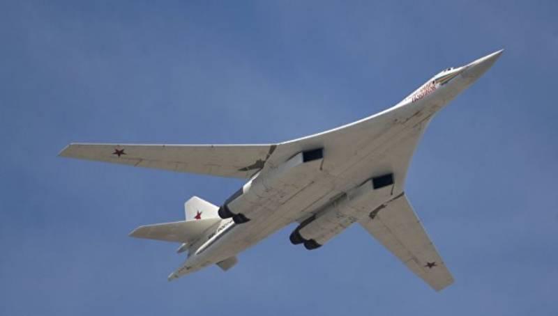 Бондарев: Ту-160М2 поднимется в воздух в конце 2018-го